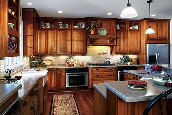 Luxury Ideas For Your Kitchen Fully Custom Cabinets Kitchen Interior Design Modern Luxury Kitchen Design Rustic Kitchen