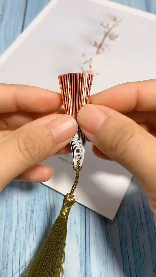 Photo of DIY Mini Folding Fan