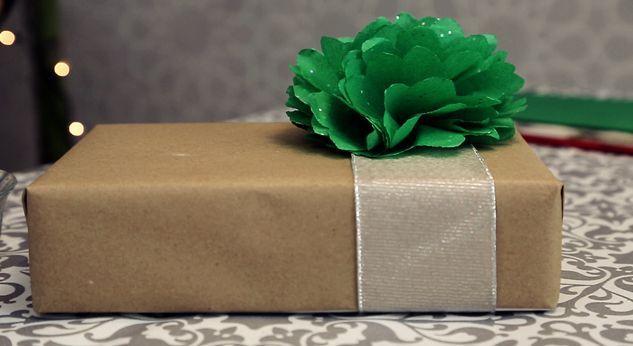 Navidad Vanidades 2013 La mesa perfecta para Nochebuena Pinterest - envoltura de regalos originales
