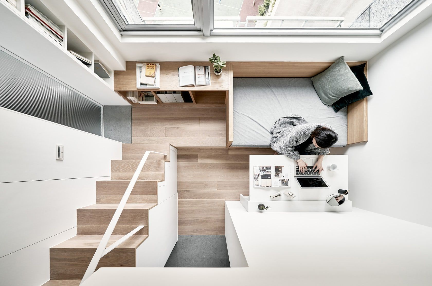 After Renovating The 22 M2 Flat In Taipei Many People Who Own
