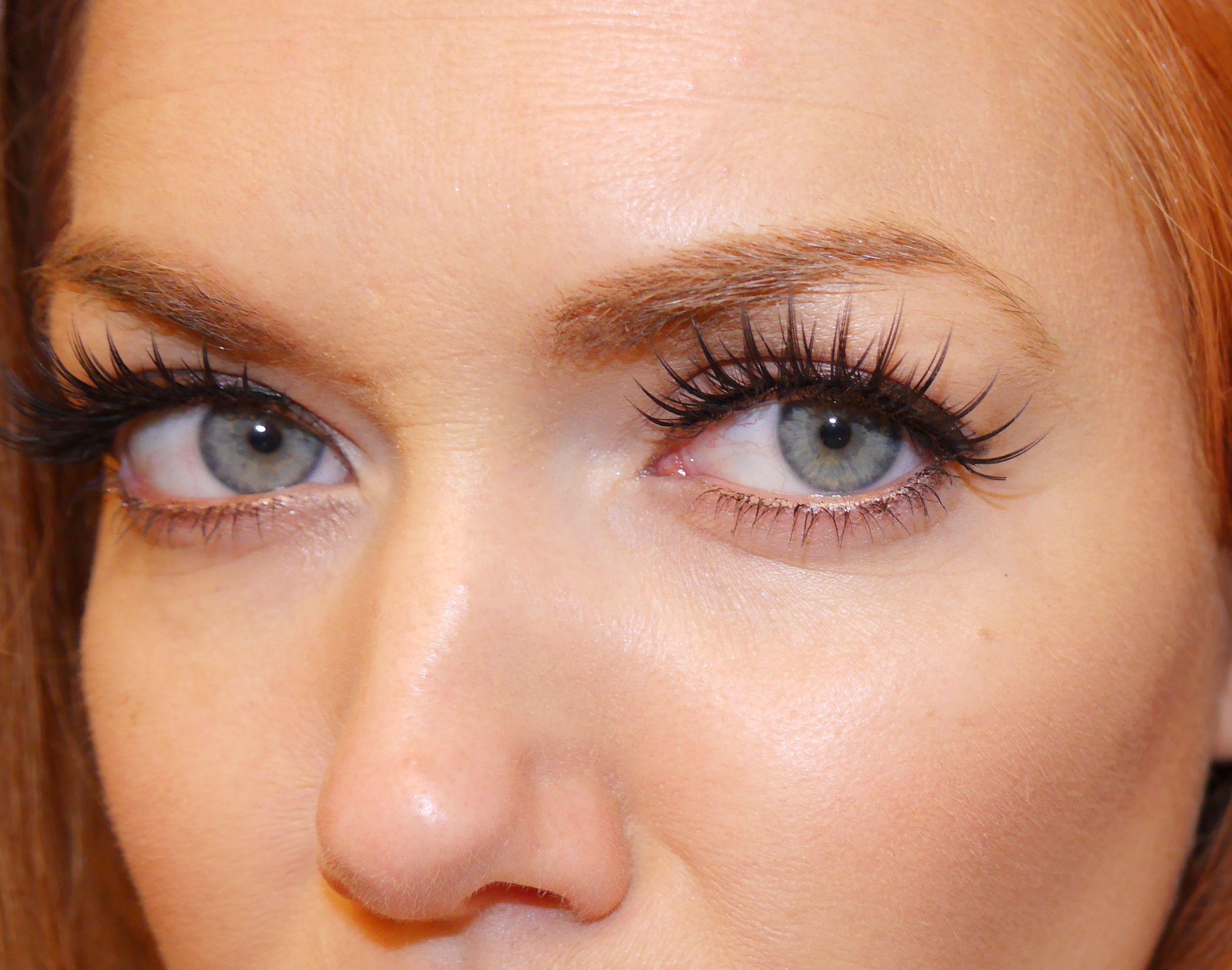 Best Natural Fake Eyelashes Eyelashes Pinterest Natural Fake