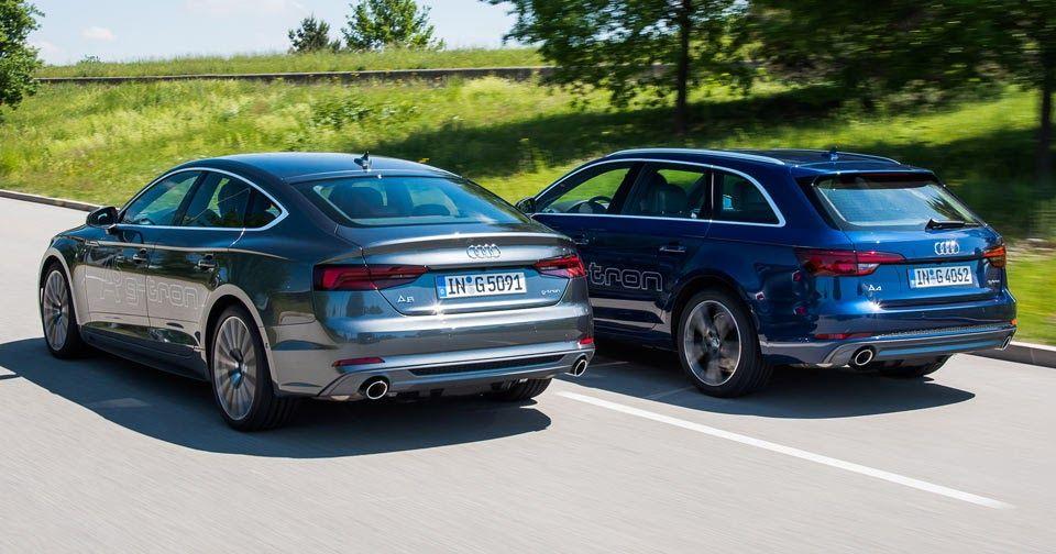 New Audi A4 Avant And A5 Sportback G Tron Models Launched In Europe Audi A5 Sportback A4 Avant Audi A5