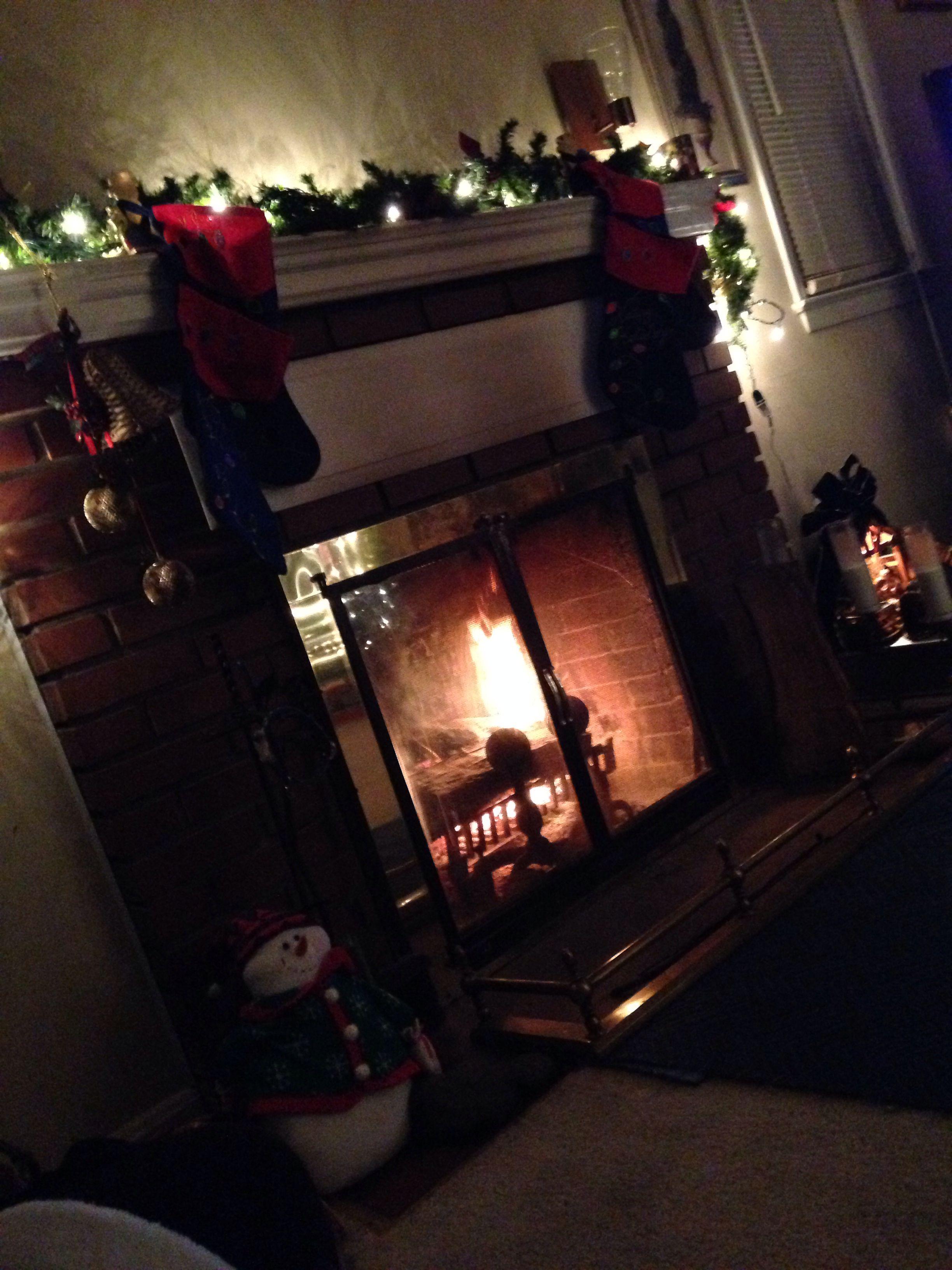 Chimney | All things christmas, Decor, Home decor
