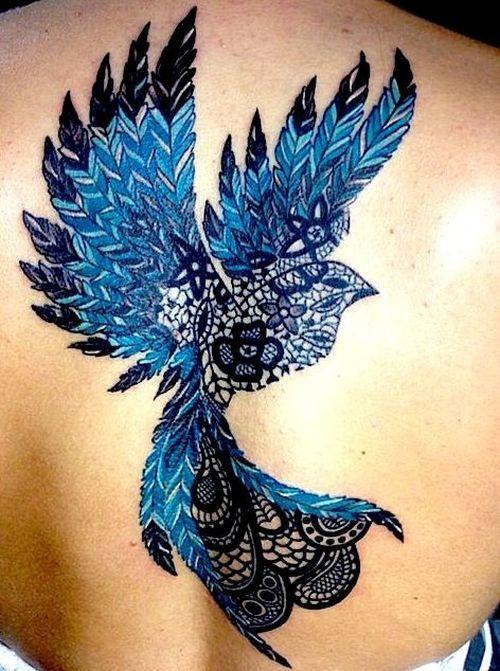 Phoenix Tattoos Meaning 45 Phoenix Bird Tattoo Ideas 2018