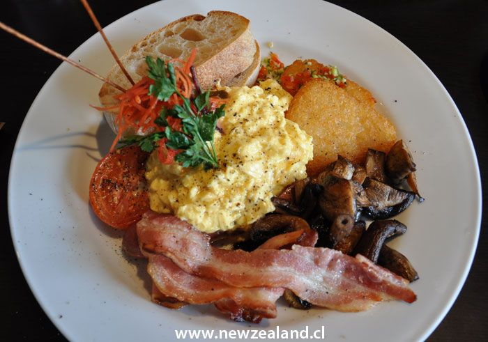 A Typical New Zealand Breakfast On The Weekend New Zealand Food Food New Zealand Food And Drink