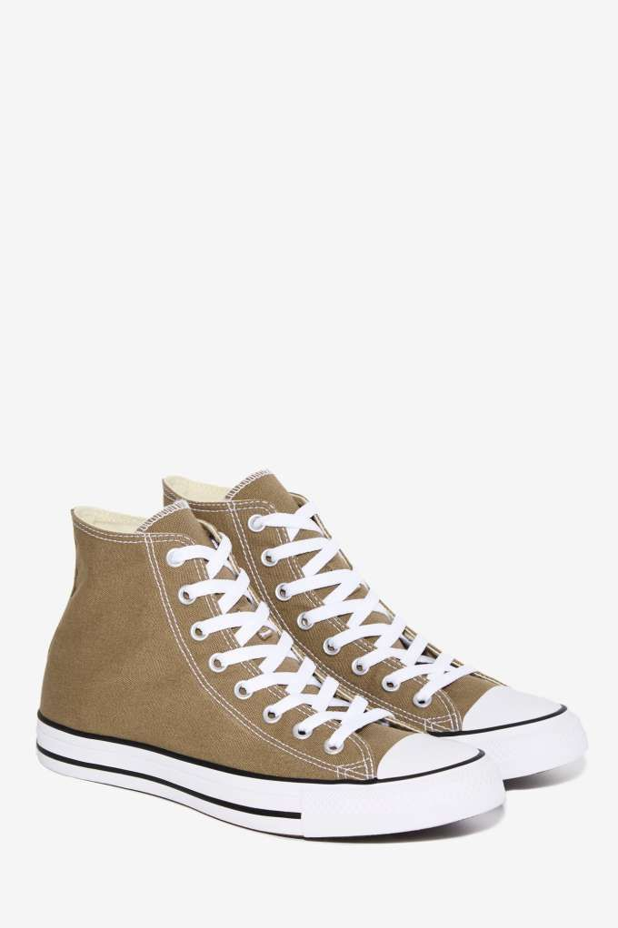 43a6dc03334 Converse Chuck Taylor All Star High-Top Sneaker - Olive - Shoes ...