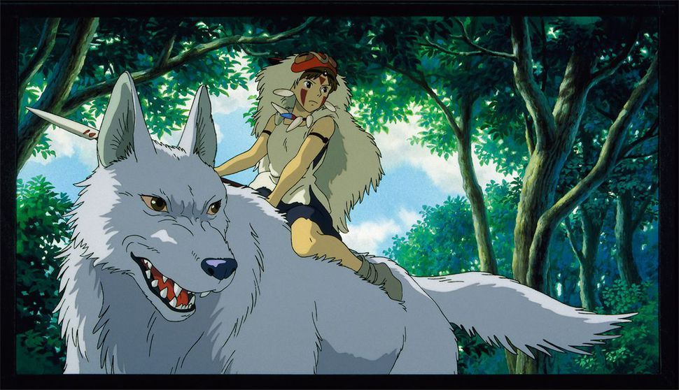Princess Mononoke is coming back to cinemas