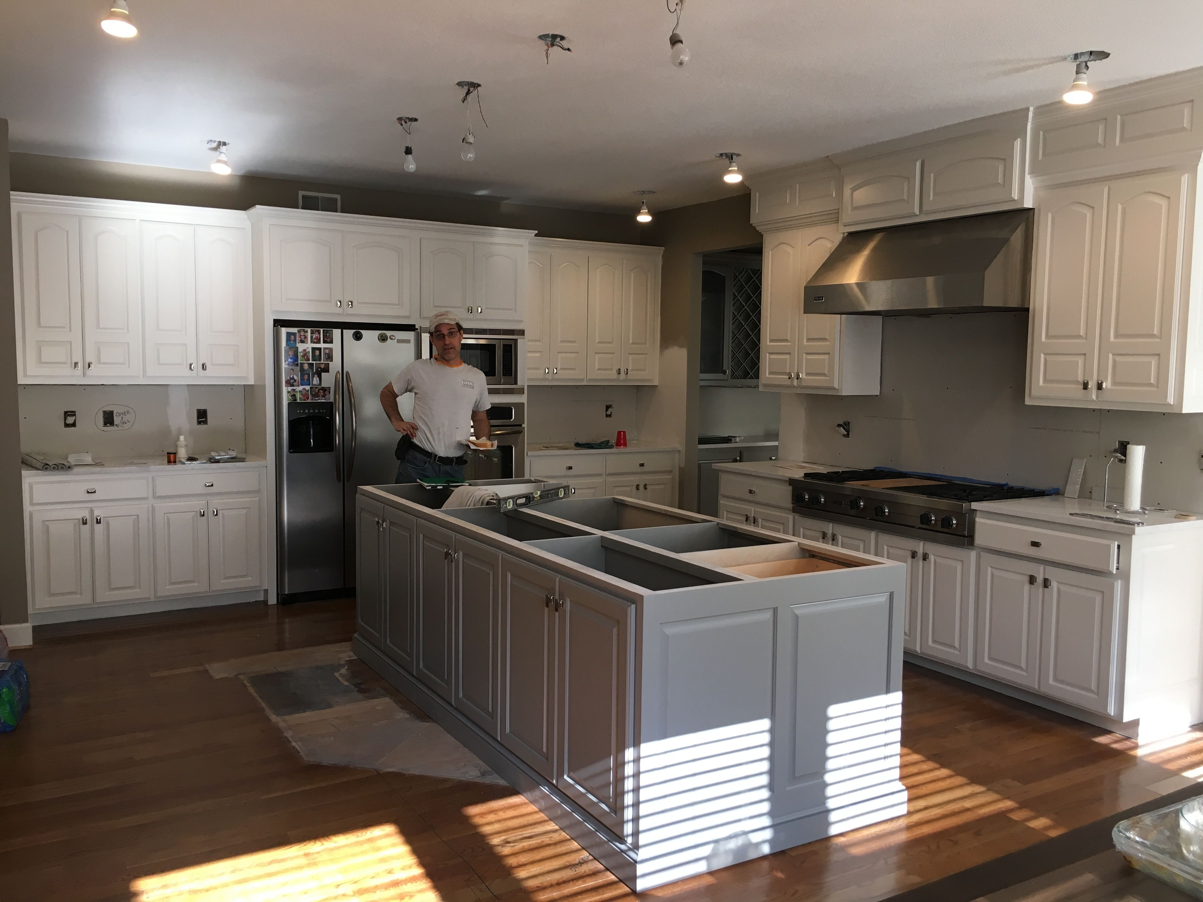 Kitchen Island Cabinets Both Sides – Kitchen Idea