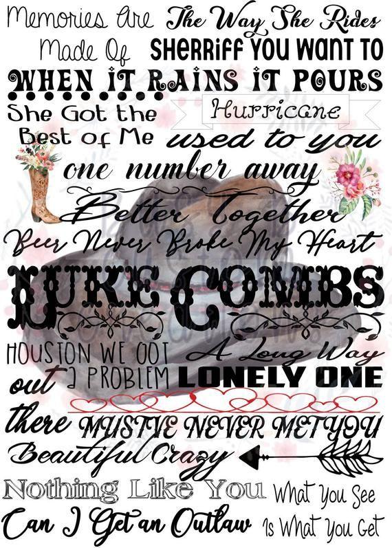 country music lyrics country music