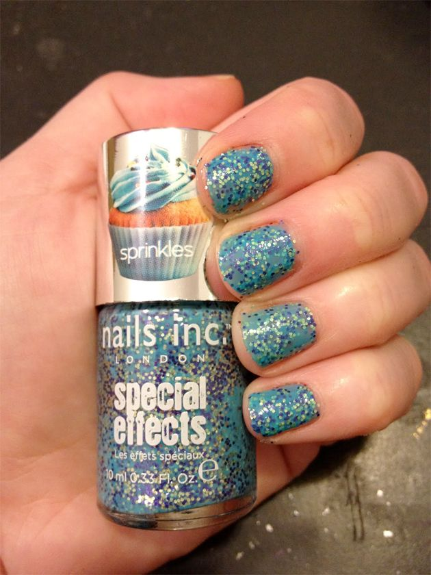 Nails Inc Special Effects Sprinkles Nail Polish | Lacquered | Nails ...
