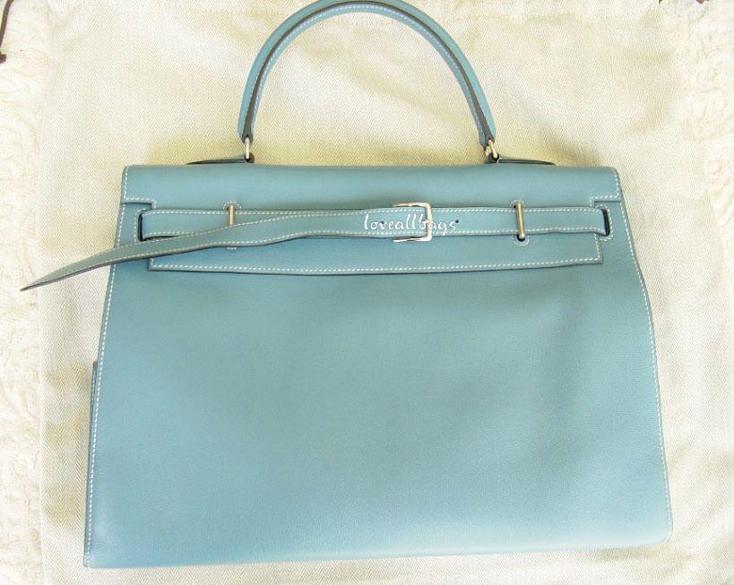 bb73b4b27e Hermès Kelly Flat Bag