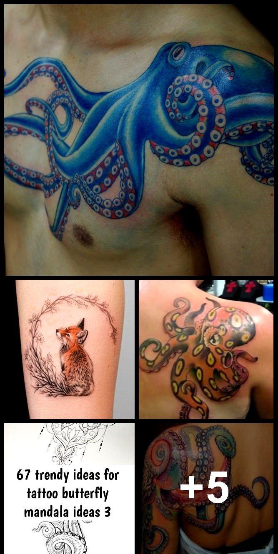 Photo of 72 Beste Octopus Tattoos und Zeichnungen mit Bildern