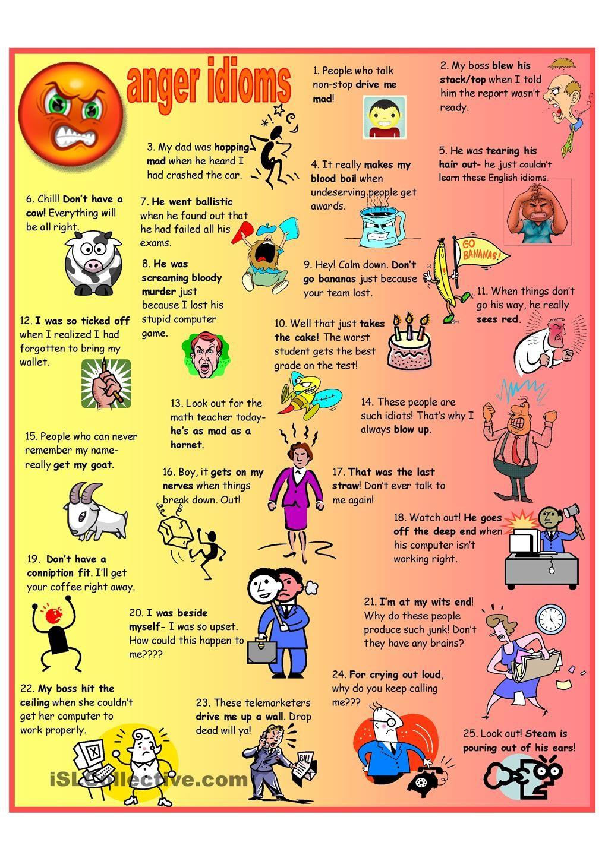 Resultado de imagen para idiomatic expressions posters