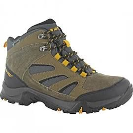 Only £26 - bit of value Hi-Tec IDAHO Mens Waterproof Hiking Boots Smokey Brown Sports Direct