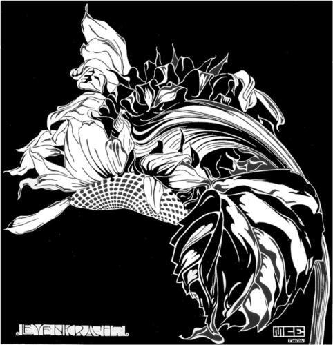 Life Force - M.C. Escher, 1919
