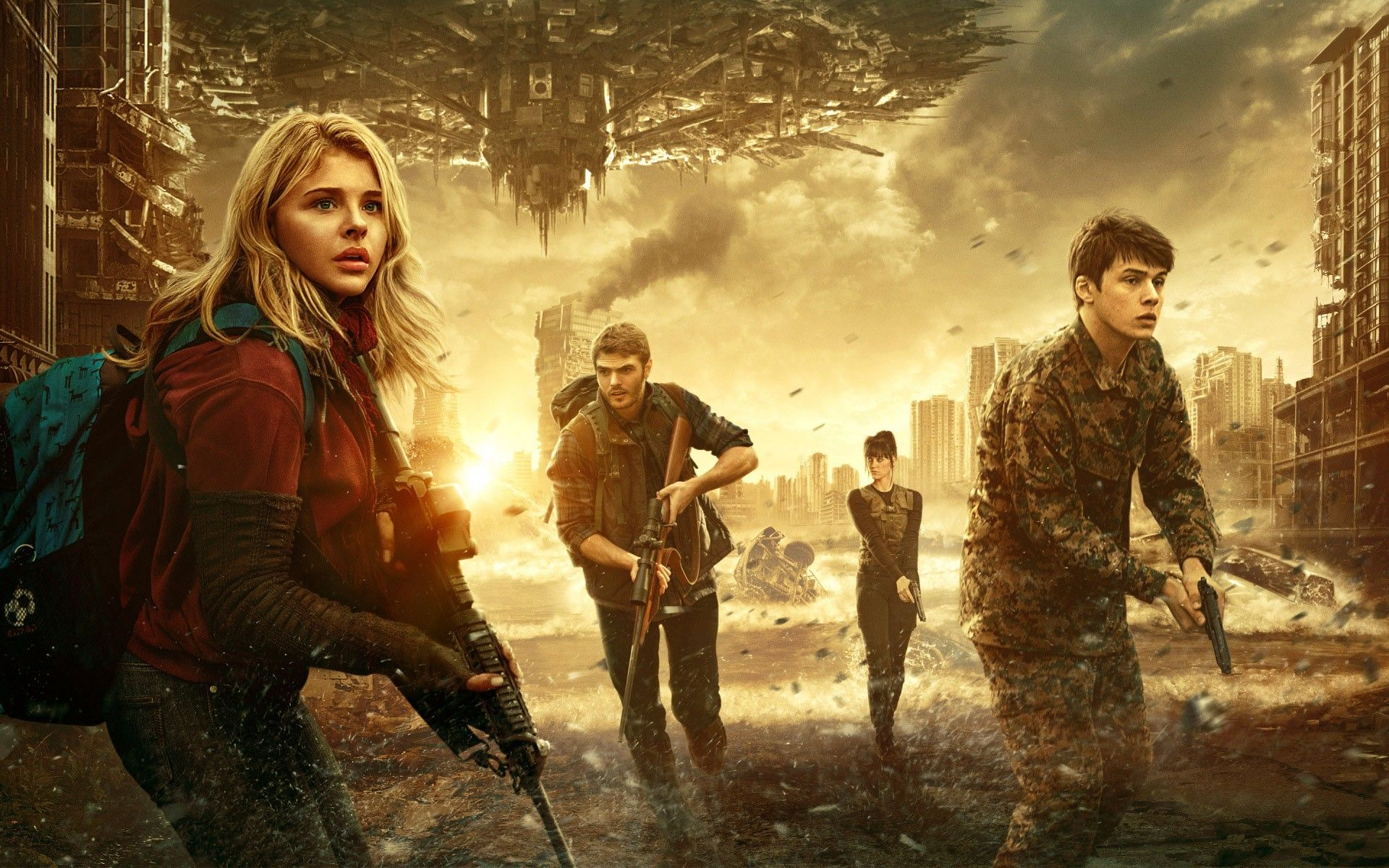 2016 the 5th wave hd wallpaper | 5th wave | pinterest | movie