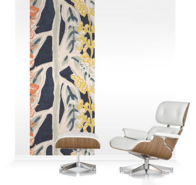 Accent Murals of Leaves by Lana MacKinnon (1000mm x 2400mm)   Shop   Surface View