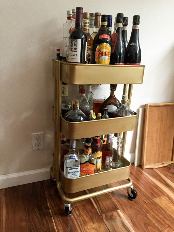 Lovely Ikea Bar Cart Raskog