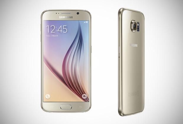 Samsung Galaxy S6 Smartphone Samsung galaxy s6