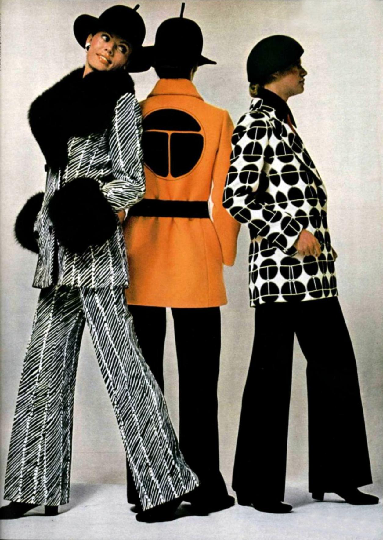 Vintage 70 s suits