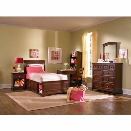 Covington Sleigh Bed by Lea Children\'s Furniture, Beds, Furniture ...