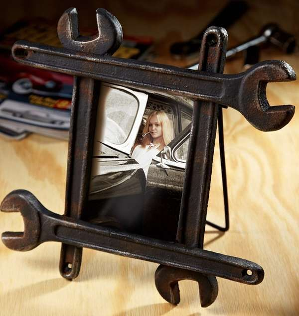 manly picture frames what a brilliantly hilarious idea