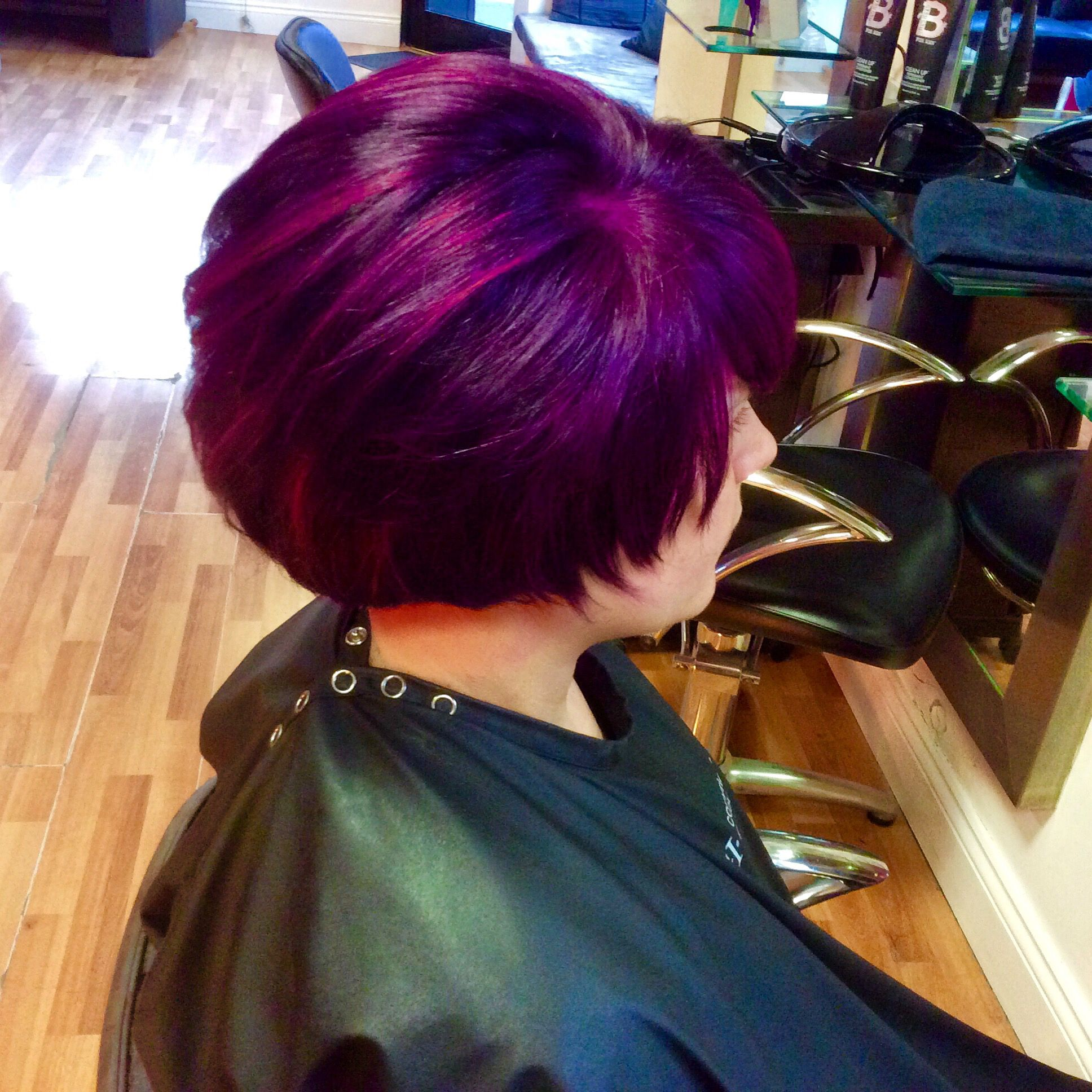 Goldwell Elumen Violet And Pink Mix @Raritycarlisle