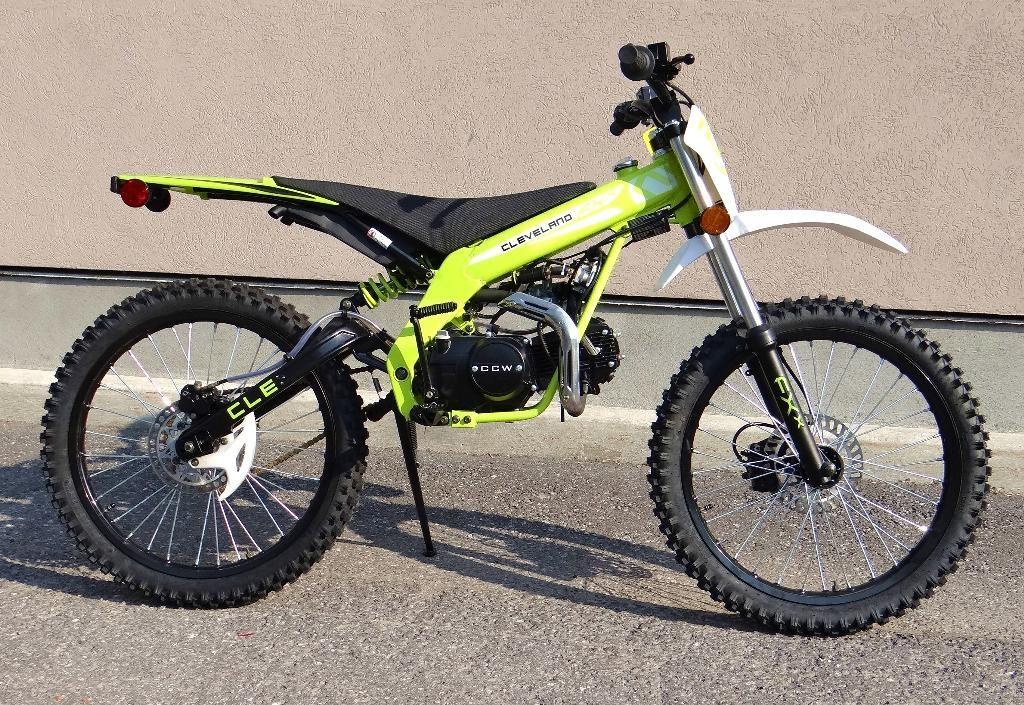 Cleveland Ciclo Werks 2015 Trials Fxx Circuito De Bicicleta