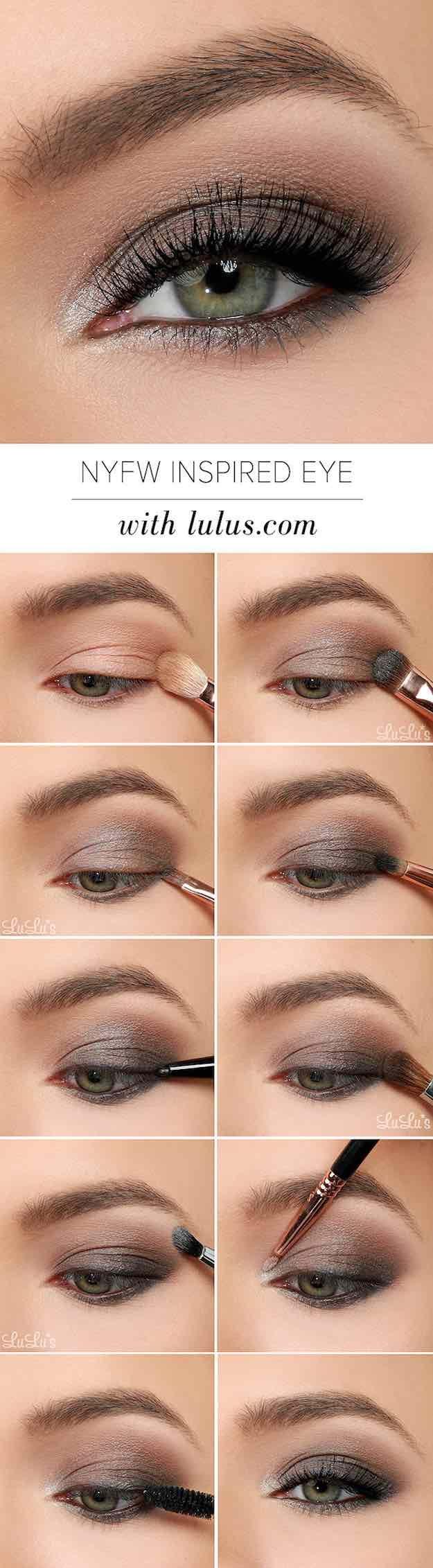 50 perfect makeup tutorials for green eyes   makeup   eye