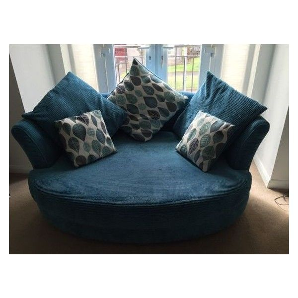 Dfs Teal Corner Sofa And Cuddle Chair Liked On Polyvore Featuring Home Furniture Chai Cuddle Chair Teal Corner Sofas Corner Sofa And Cuddle Chair
