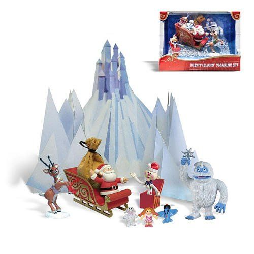 TOPSELLER! Rudolph the Red-Nosed Reindeer Misfit... $23.95