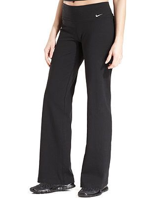 cómodo Palpitar Contradecir  Nike Legend 2.0 Dri-FIT Cotton Bootcut Active - Women - Macy's   Nike yoga  pants, Pants for women, Active wear for women