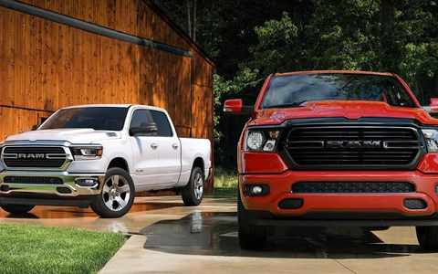 15 Photos That Show How RAM Trucks Have Changed Over The