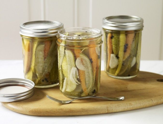 """In a nutshell, canning is stopping (or slowing) natural spoilage by removing air from filled, covered jars by exposing the jars to heat. The best entry point for canning is with """"acidic foods"""" like tomato sauce, salsas, chutneys, jams, pie fillings, and pickles. They're less likely to spoil in the first place — their high pH helps keep bacteria at bay. We're covering the most popular and basic method here: water bath canning. It's perfect for commonly canned and safer """"acidic"""" foods, is the…"""