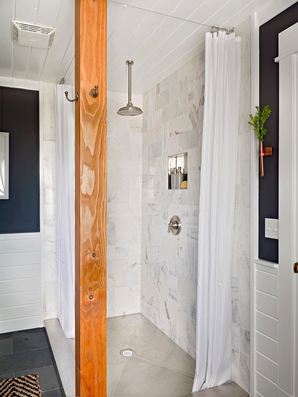 30 Home Improvement Ideas You Can Achieve For Less Than 150 In 2020 Bathroom Redecorating Small Bathroom Bathrooms Remodel