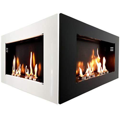 Stainless Steel Ethanol Gel Fuel Fireplace Fireside Model Xxl