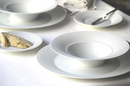 Top 10 Luxury Tableware Designers for Superyacht Dining : luxury porcelain dinnerware - Pezcame.Com