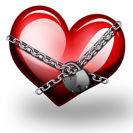Locked Up Tight Corazones Imagenes De Corazon Emoticon De Amor