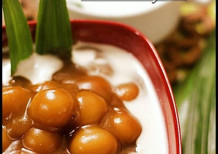Resep Bubur Candil Ala Semarang Kenangan Masa Kecil Oleh Tintin Rayner Resep Resep Makanan Manis Resep Masakan