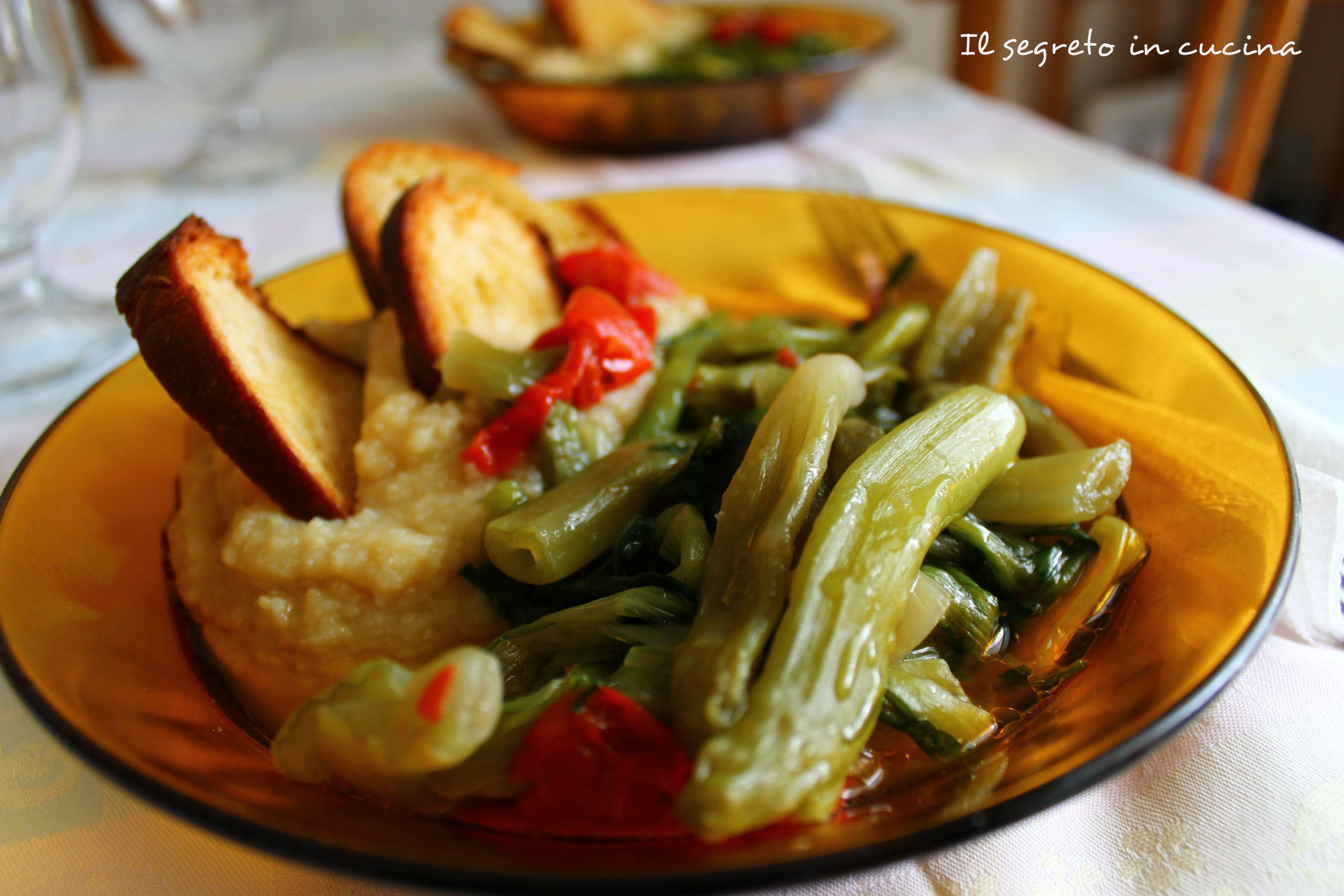 Pur di fave piatti tipici regionali puglia ricette for Ricette regionali