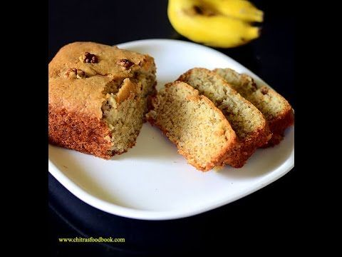 Eggless Banana Bread Recipe Moist Banana Bread With Yogurt Eggless Banana Cake Cake Recipes Eggless Banana Bread Recipe Banana Cake Recipe