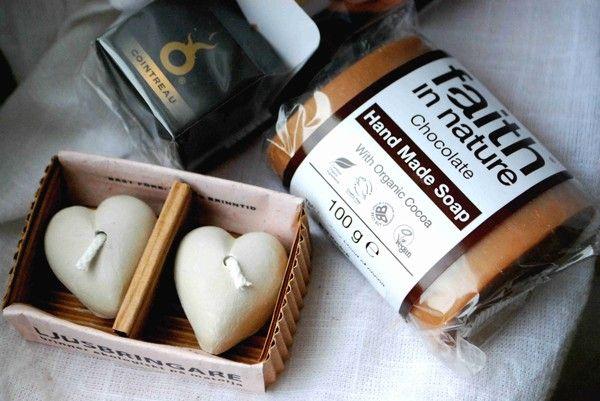 Spicy Valentines - Baka Sockerfritt