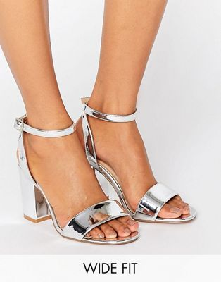 Zapatos de mujer de fiesta, con tacón alto, sandalias con hebilla y correa alrededor del tobillo, color rosa, talla 38