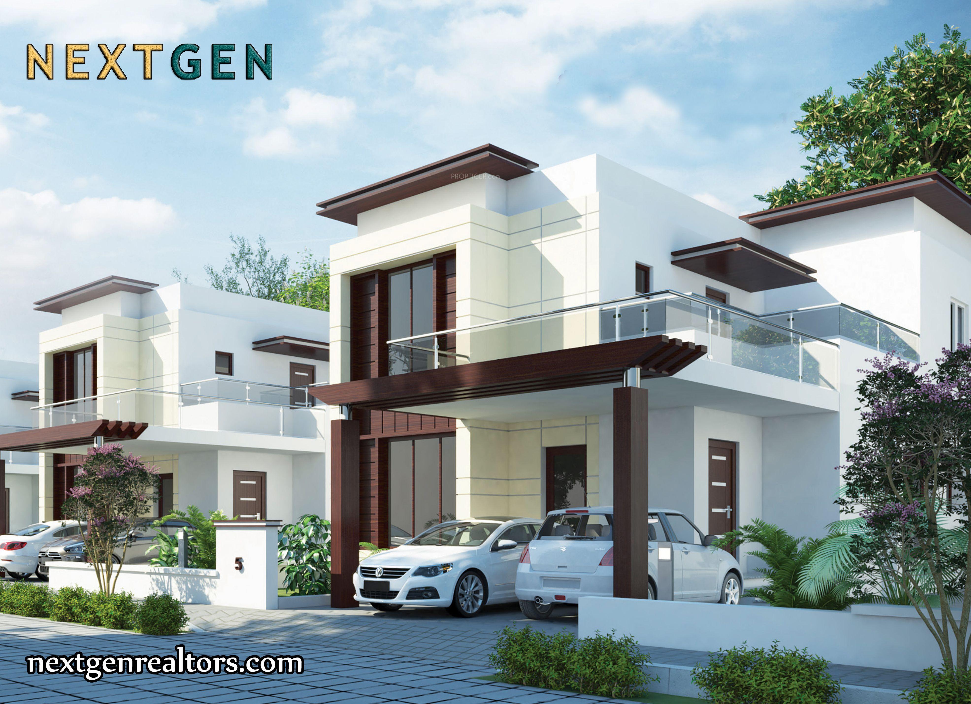 850647bc7a29e4292cb01e0158737764 - Villa For Sale In Nectar Gardens Madhapur