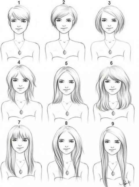 31 charts that u0026 39 ll help you have the best hair of your life