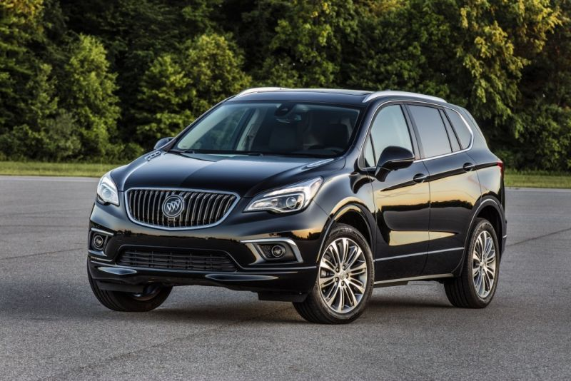 2019 Buick Envision Release Date Specs Colors Buick Envision