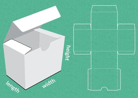 Template For Any Kind Of Box Wring Or Envelope You Can Imagine Just Enter Dimensions And Click Create Soooo Easy