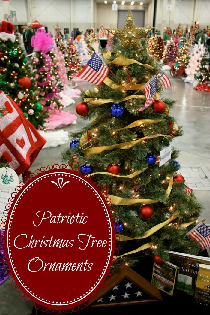 If you love patriotic decorations, especially to use with your Christmas  decorations, then you'll love this selection of patriotic Christmas tree  ornaments. - If You Love Patriotic Decorations, Especially To Use With Your