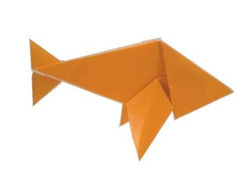 doblado de papel en ingles