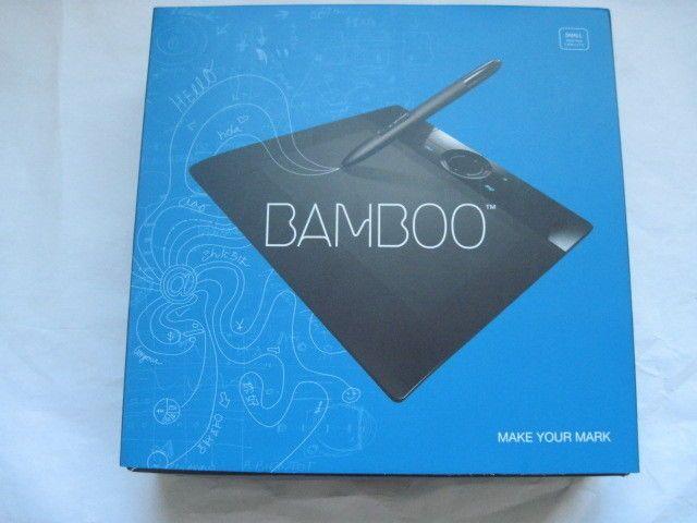 Wacom Bamboo Small Black Graphic Tablet MTE450 | ebay